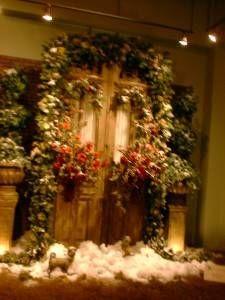 christmas/entrances - Google Search