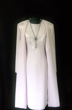 ❤ Wedding ❤ Mother of the Bride / Groom? Mature Bride? Wedding Guest? CONDICI Designer Lilac Silk Trim Wedding Dress & Coat Jacket Outfit http://www.genevives-boutique.co.uk/