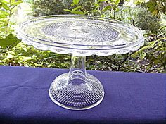 Image detail for -Dewdrop with Star Cake Stand (Cake Stands & Compotes - EAPG) at Karen ...