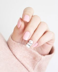30 Ideas Stiletto Nails Designs Pink Glitter For 2020 Unicorn Nails Designs, Pink Nail Designs, Pretty Nail Designs, Trendy Nail Art, Stylish Nails, Milky Nails, Gel Nails French, Nail Design Video, Summer Acrylic Nails