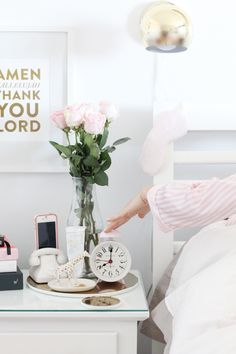 how to create a morning routine | YAS we need this here at Thimblepress!