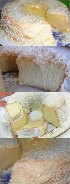 NÃO DEIXE DE FAZER ESSE BOLO PARA SEU MARIDÃO…BOLO SEGURA MARIDO!! VEJA AQUI>>>Bata todos os ingredientes no liquidificador. Coloque em uma fôrma untada e enfarinhada. #receita#bolo#torta#doce#sobremesa#aniversario#pudim#mousse#pave#Cheesecake#chocolate#confeitaria