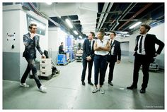 Mika and his band - Paris Bercy 2016