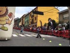 Arrivo parallelo Villablino 2015. Integratori: Cristian Losio è ancora Campione Italiano. #cristianlosio #vitamaker #integratori #slalom #skating #coppadelmondo #campioneitaliano #parallelo