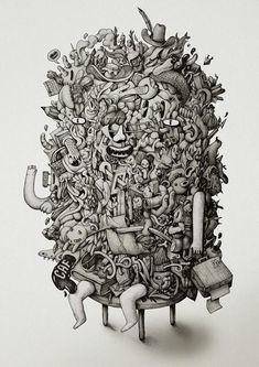 Artoxication – Les nouvelles illustrations douces et poétiques de Maria Tiurina
