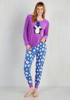 Penguin-Win Situation Pajamas