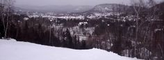 Vue des pistes, mont Saint-Sauveur, Québec, Février 2017 Mont Saint Sauveur, Photos, Snow, Outdoor, Dance Floors, Outdoors, Pictures, Outdoor Games, Human Eye