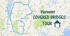 There's A Covered Bridge Tour In Vermont And It's Everything You've Ever Dreamed Of