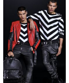 The Balmain x H&M Lookbook for Men: Pieces and Prices | Vogue Paris