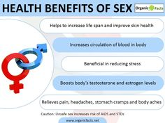Health benefits of sex include muscle toning, relief from stress, improved immunity, cardiovascular strength and mental fitness. It brings you closer to your partner, makes you relaxed, happy and tension free. The release of oxytocin hormone during an orgasm helps you make your emotional bonding stronger. In addition, the oxytocin helps regulate normal blood pressure levels and gives relief from painful sensations. Doctors further state that having an orgasm is like re-booting your entire…