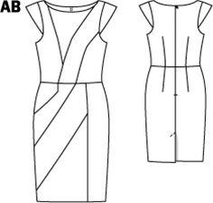 Dress BS 8/2014 104