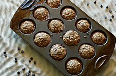 An old favourite gets a new makeover. Triple the batch because these muffins are going to be gone quick.