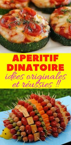 Aperitif Recipe: Recipe ideas for a successful, easy and fast dinner appetizer! Source by Dinner Recipes For Kids, Kids Meals, Stress Food, Fast Dinners, Healthy Salad Recipes, Tapas, Food And Drink, Appetizers, Cooking