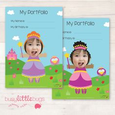 PRINCESS CHILD PORTFOLIO