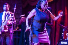 The Brooklyn Public Library Gala (November 2010) :: Featuring Sharon Jones & the Dap-Kings at Brooklyn Bowl // Photo via #Flickr - #LiveMusic - #BrooklynBowl - #Events - #BrooklynNightlife - #NYC #Entertainment - #MusicPerformances - #concerts - #Gala - #SharonJones -  @Brooklyn Public Library