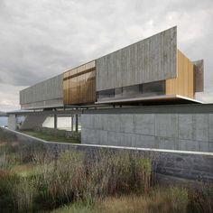 #architecture : House Porto das Águas