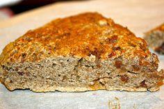 18 Hour Kitchen: Rustic Buckwheat Cinnamon Raisin Scones (gluten free)