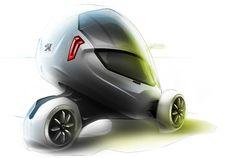 Peugeot Design on Behance