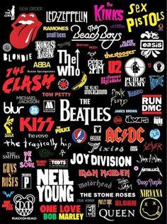 las mejores bandas