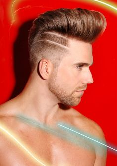 Hard side part short haircut for men - Men S Trends On Pinterest Mens Hairstyles 2014 Fade