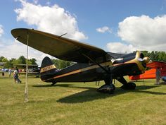 Stinson V77 Reliant | par Armchair Aviator
