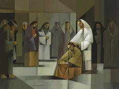 Jorge Orlando Cocco, The Ordination of Apostles 2016