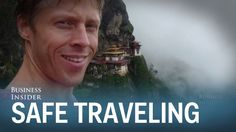 Three Tips for Safe World Travel