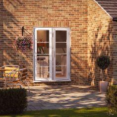 Wooden Windows, Windows And Doors, Front Doors, External French Doors, External Doors, French Doors Patio, Patio Doors, Coloured Upvc Windows, Composite Door