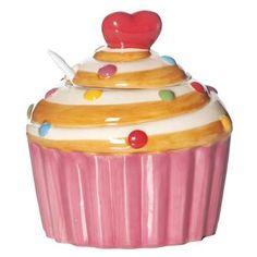 Inspiração. Pesquisa Iconográfica. Açucareiro Cupcake