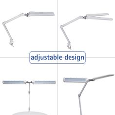 LED-Arbeitsplatzleuchte MAULcraft duo, dimmbar | maul.de Led Lampe, Sink, Design, Home Decor, Energy Consumption, Frugal, Luminous Flux, Workplace, Light Fixtures