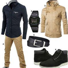 #style #mode #fashion #schuhe #männer #menswear #shirt #suit #timberland #gent #gentleman