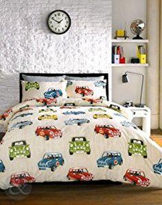 Hashbag Bedding Mini Duvet Cover Set - Single: Amazon.co.uk: Kitchen & Home