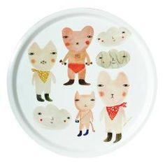 Bear Plate - Donna Wilson