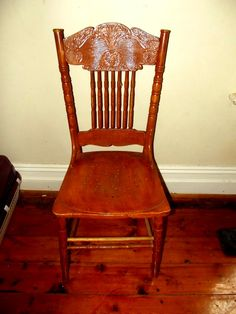 I Finally Have Chairs! Dining Chairs, Old Things, Home Decor, Dinning Chairs, Homemade Home Decor, Dining Chair, Decoration Home, Dining Table Chairs, Home Decoration