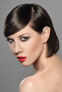 Headshot of model. - www.captureimagery.co.uk