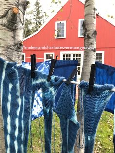 come dye with us! the indigo dyepot is always a favorite part of the weekend!