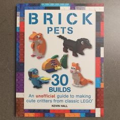 Barron's Books: Paint a Pet Pebble or Build a LEGO Robot! Win this: Barron's Books: Paint a Pet Pebble or Build a LEGO Robot! – Mommies with Cents Classic Lego, Lego Boxes, Kiesel, Christmas Gifts For Kids, Legos, Good Books, Give It To Me, Cobb, Building