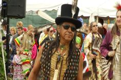 Native American Culture Celebrated at National Cherry Festival