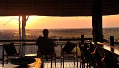 I wonder how quickly I can get here!!! #JSSunrise #JSElephant #JSTakeMeThere #JSHoneymoon  Romance in Southern Africa: Each of the luxury suites at Ngoma have a view of the legendary Chobe river.