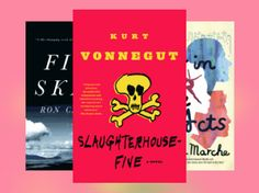 Celebrate the upcoming five-year anniversary of Penguin Random House! Read these five-titled reads, from Five-Carat Soul to Slaughterhouse-Five.