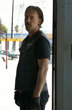 Chibs (Tommy Flanagan) - Sons of Anarchy