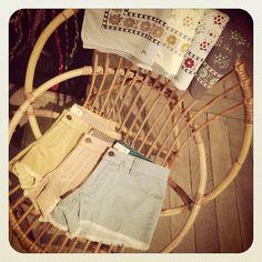 Shorts et Foulards Soeur Rue Bonaparte Paris, Boutiques, White Shorts, Deco, Inspiration, Collection, Things To Sell, Fashion, Scarves