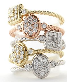 Stack sparkle and Repeat