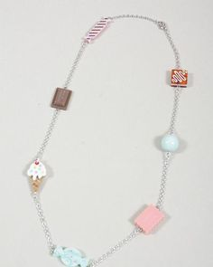 MILK: Candy necklace