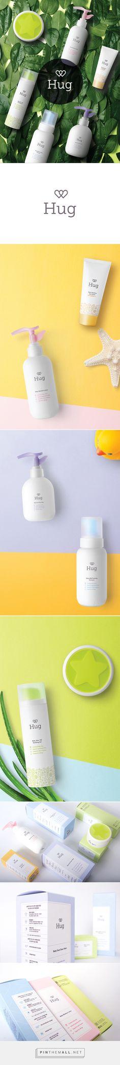 HUG Baby Skincare on Behance - created via https://pinthemall.net