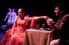 """Agenda Cultural RJ: Espetáculo """"Beija-me como nos livros"""" chega a Nova..."""