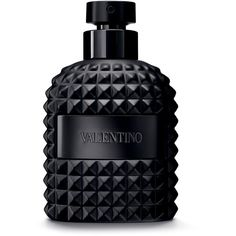 Valentino Uomo Eau de Toilette Edition Noire found on Polyvore featuring beauty products, fragrance, perfume, makeup, no color, perfume fragrances, eau de toilette perfume, valentino perfume, valentino fragrance and edt perfume