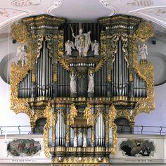 https://flic.kr/p/7PGQN | Orgel in der Stiftskirche Horb amNeckar, Schwarzwald |