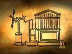 Ancient Discoveries Robotics Heron of Alexandria Documentary - YouTube