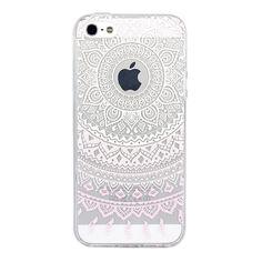 JIAXIUFEN TPU Coque - pour Apple iPhone 5 5S Silicone étui Housse Protecteur: Amazon.fr: High-tech